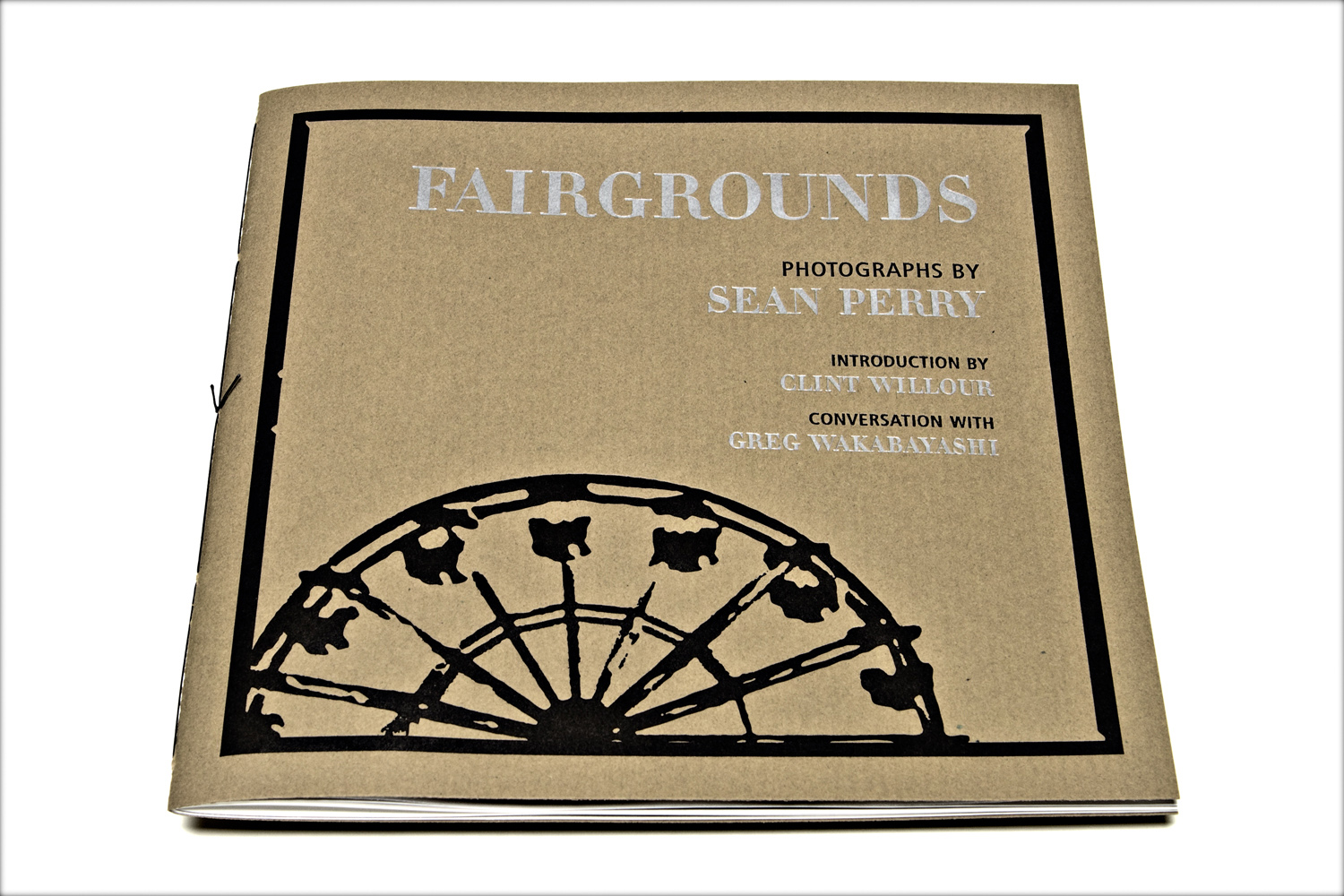 Sean Perry Photographs • Fairgrounds, published by Cloverleaf Press