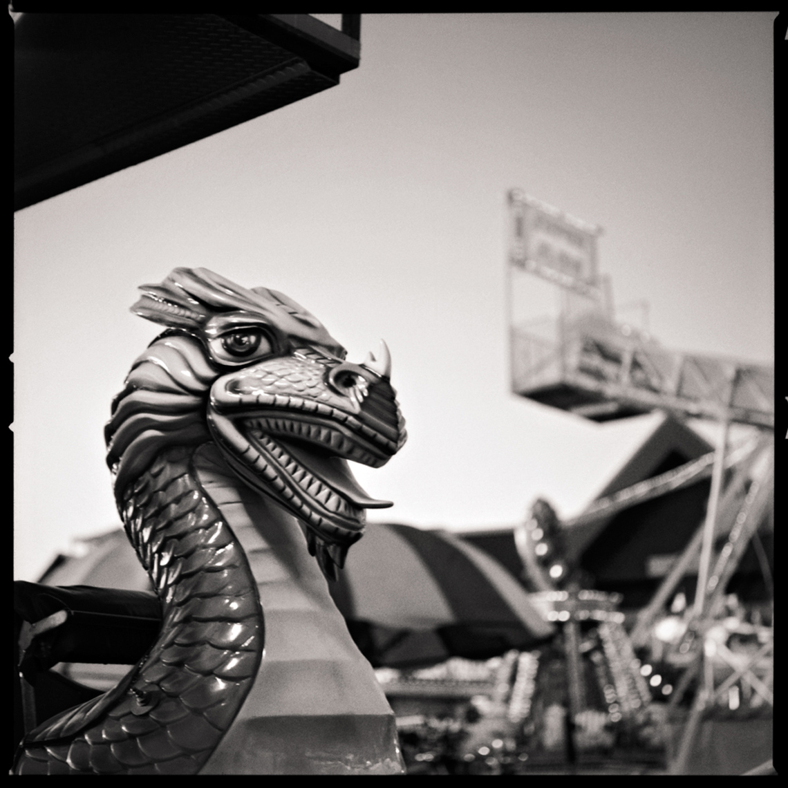 Sean Perry Photographs • Ryujin, from the series Fairgrounds