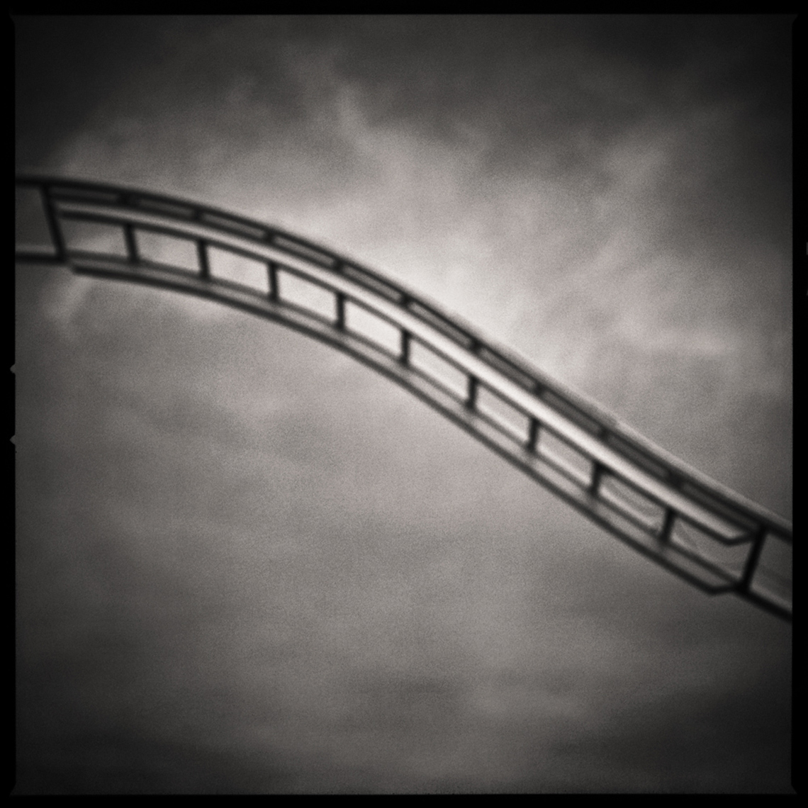 Sean Perry Photographs • Up the Ladder Down, from the series Fairgrounds