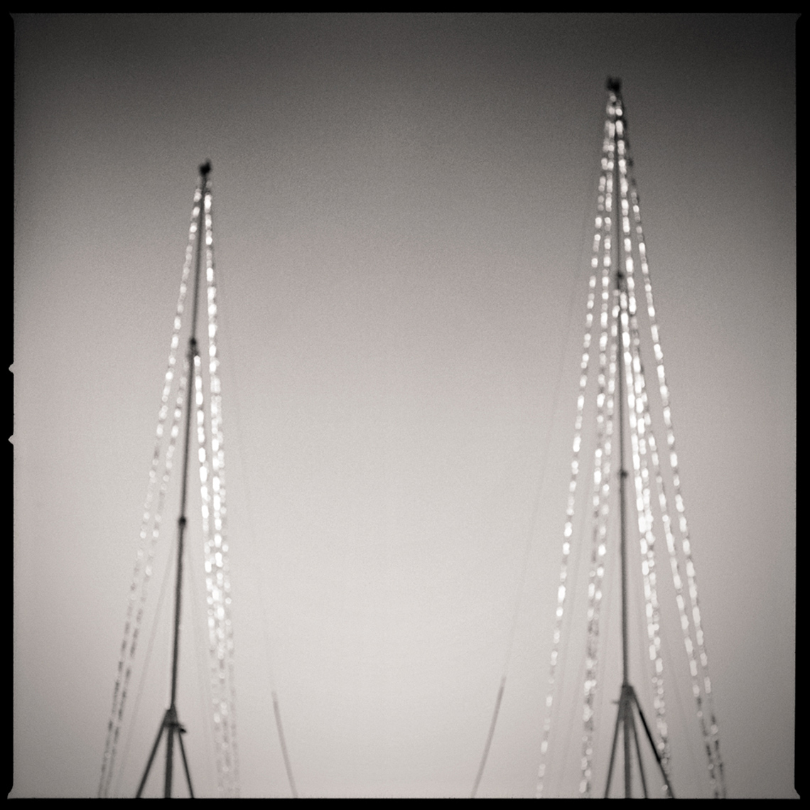 Sean Perry Photographs • The Ghost Tent, from the series Fairgrounds