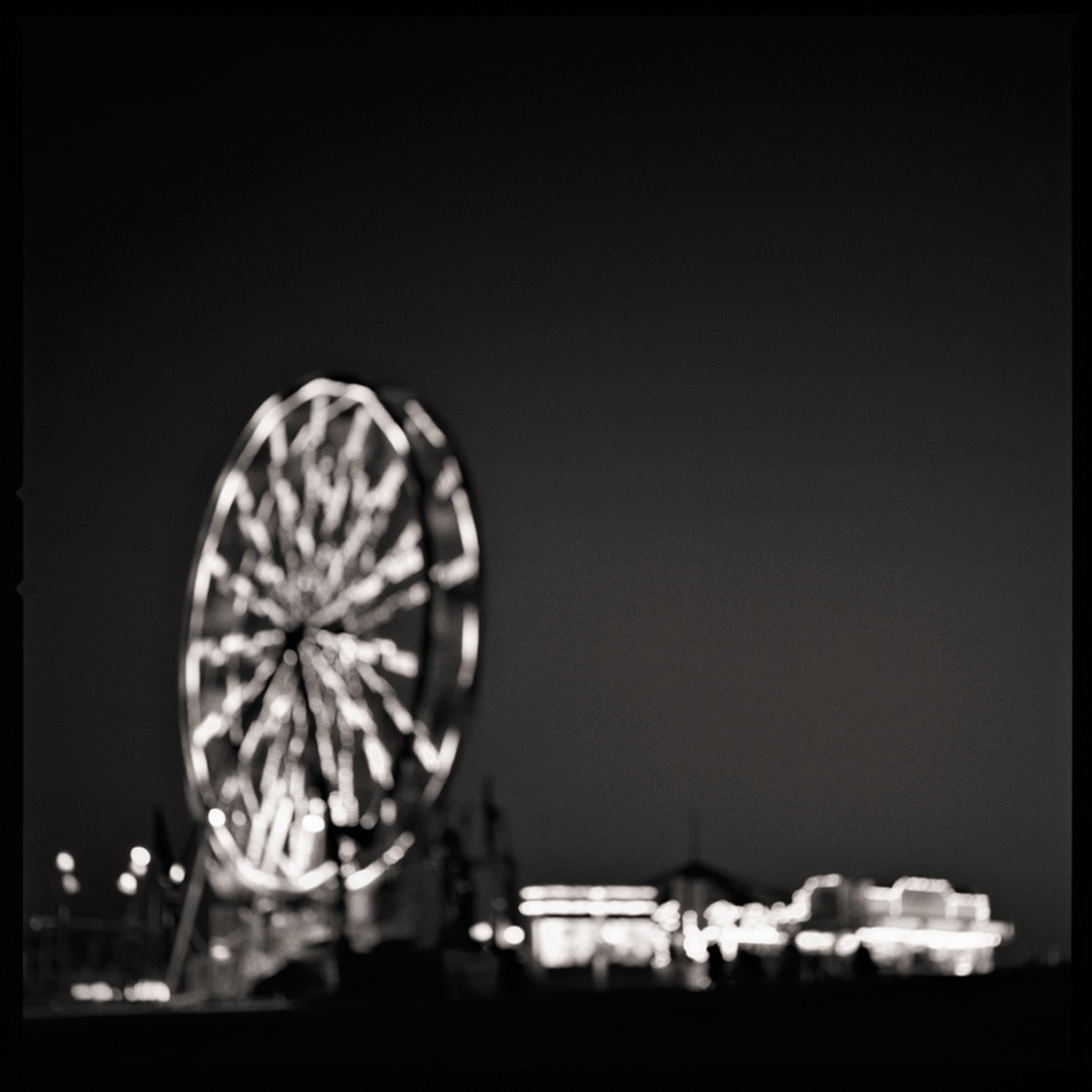 Sean Perry Photographs • The Lost Midway, from the series Fairgrounds