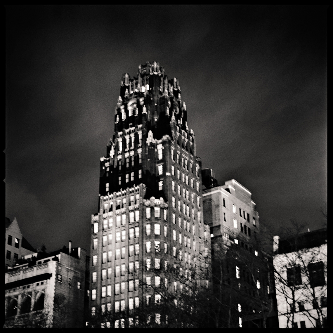 Sean Perry Photographs • The Bryant, from the series Gotham