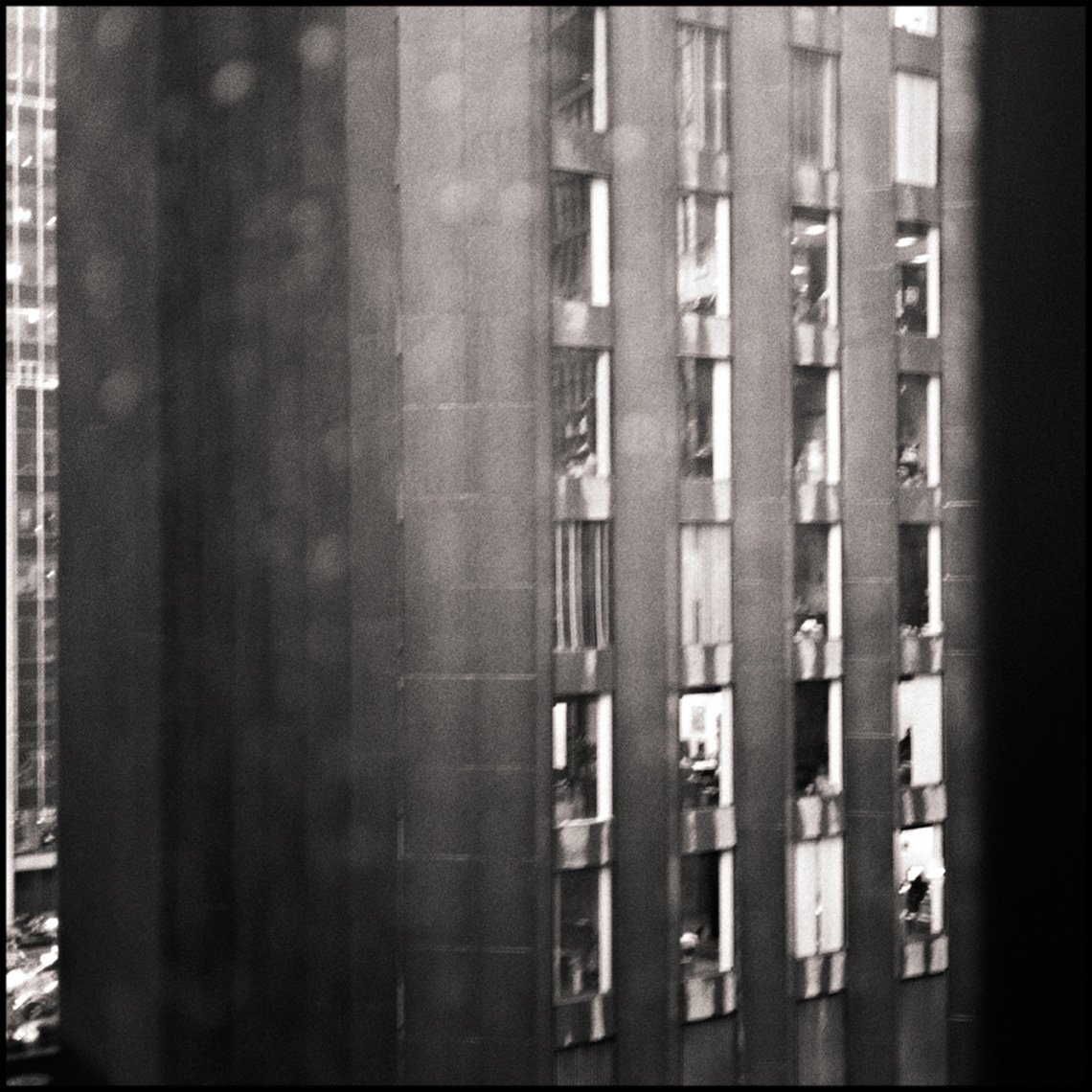 Sean Perry Photographs • Worlds within Windows, from the series Gotham