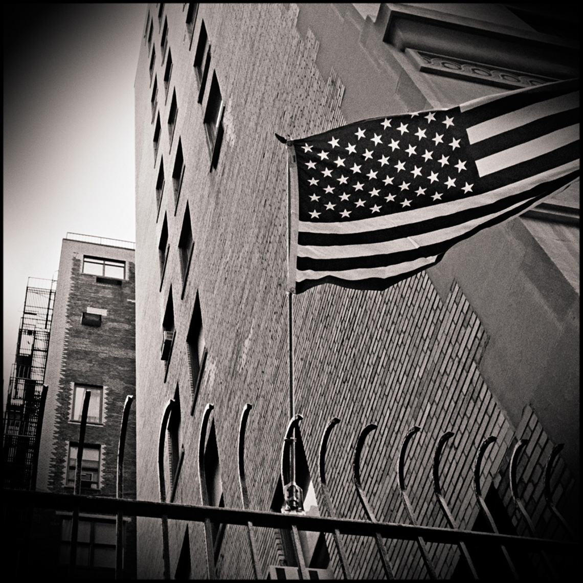 Sean Perry Photographs • Fourth of July, from the series Gotham