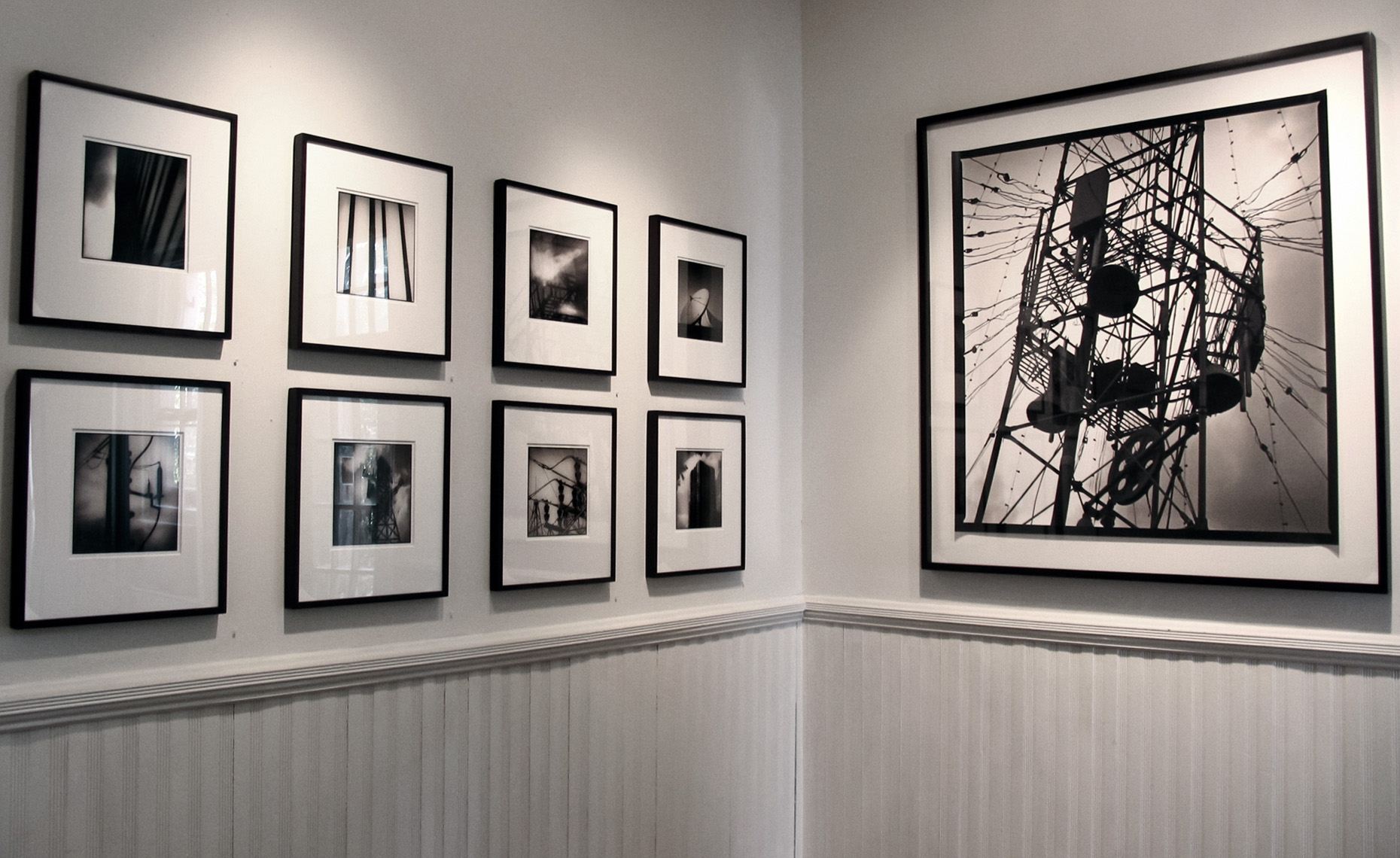 Sean Perry Photographs • Transitory Installation, Stephen L. Clark Gallery