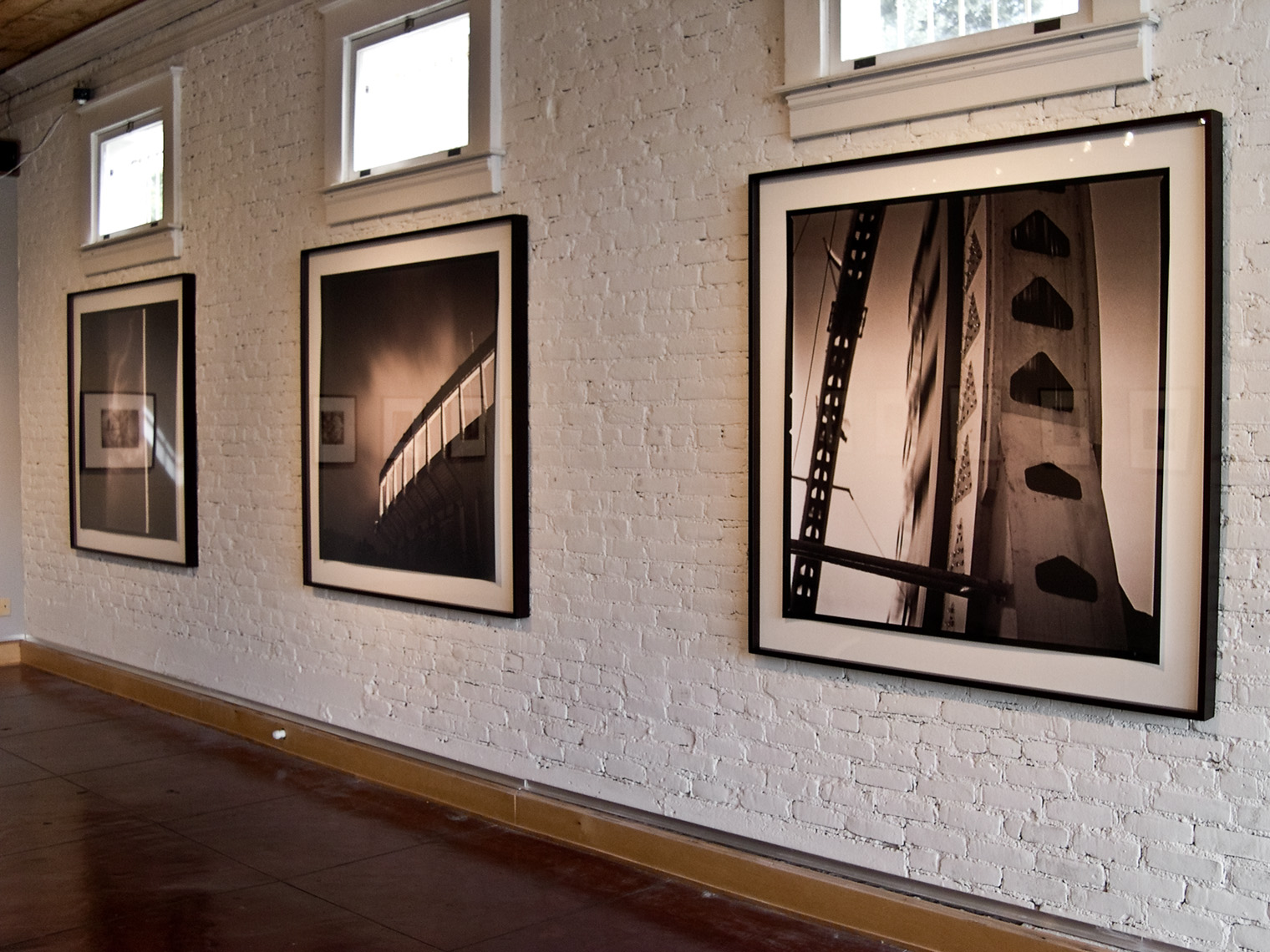 Sean Perry Photographs • D. Berman Installation