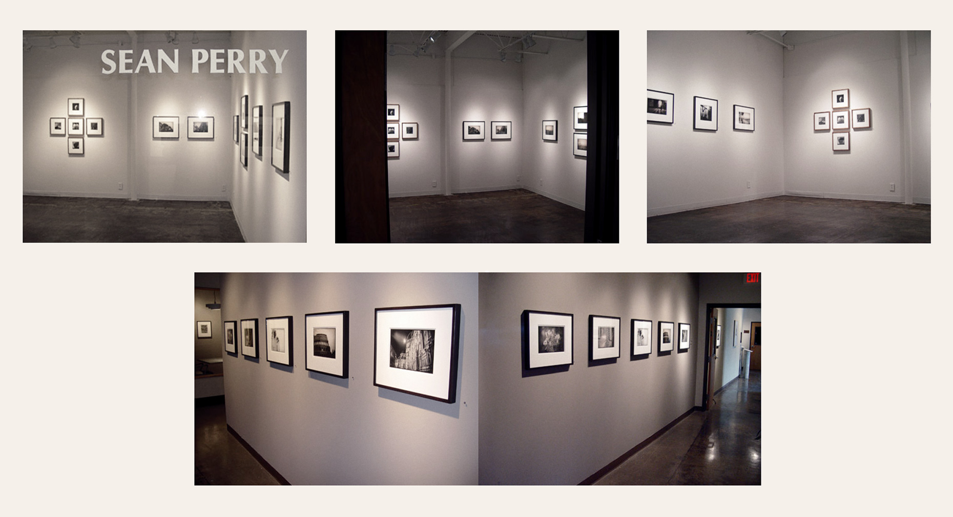 Sean Perry Photographs • Flatbed Press Exhibition