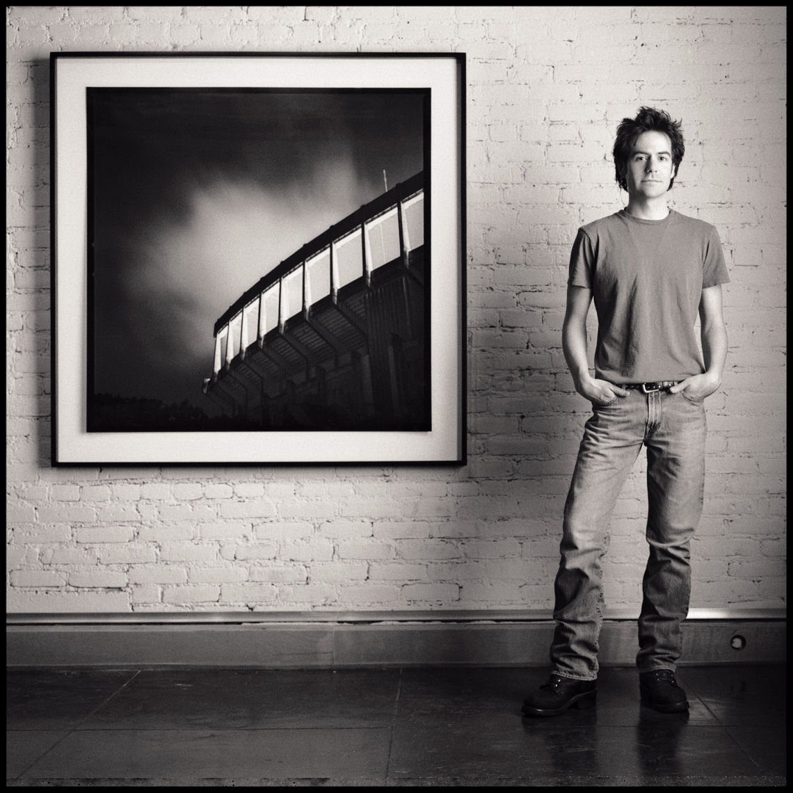"Sean Perry Photographs • Revelation 48"" x 48"""