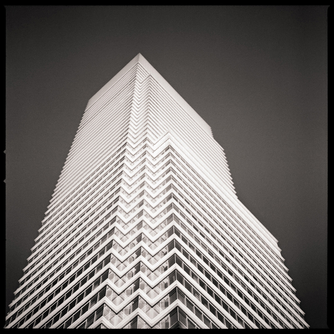 Sean Perry Photographs • One Beacon Court, from the series Monolith