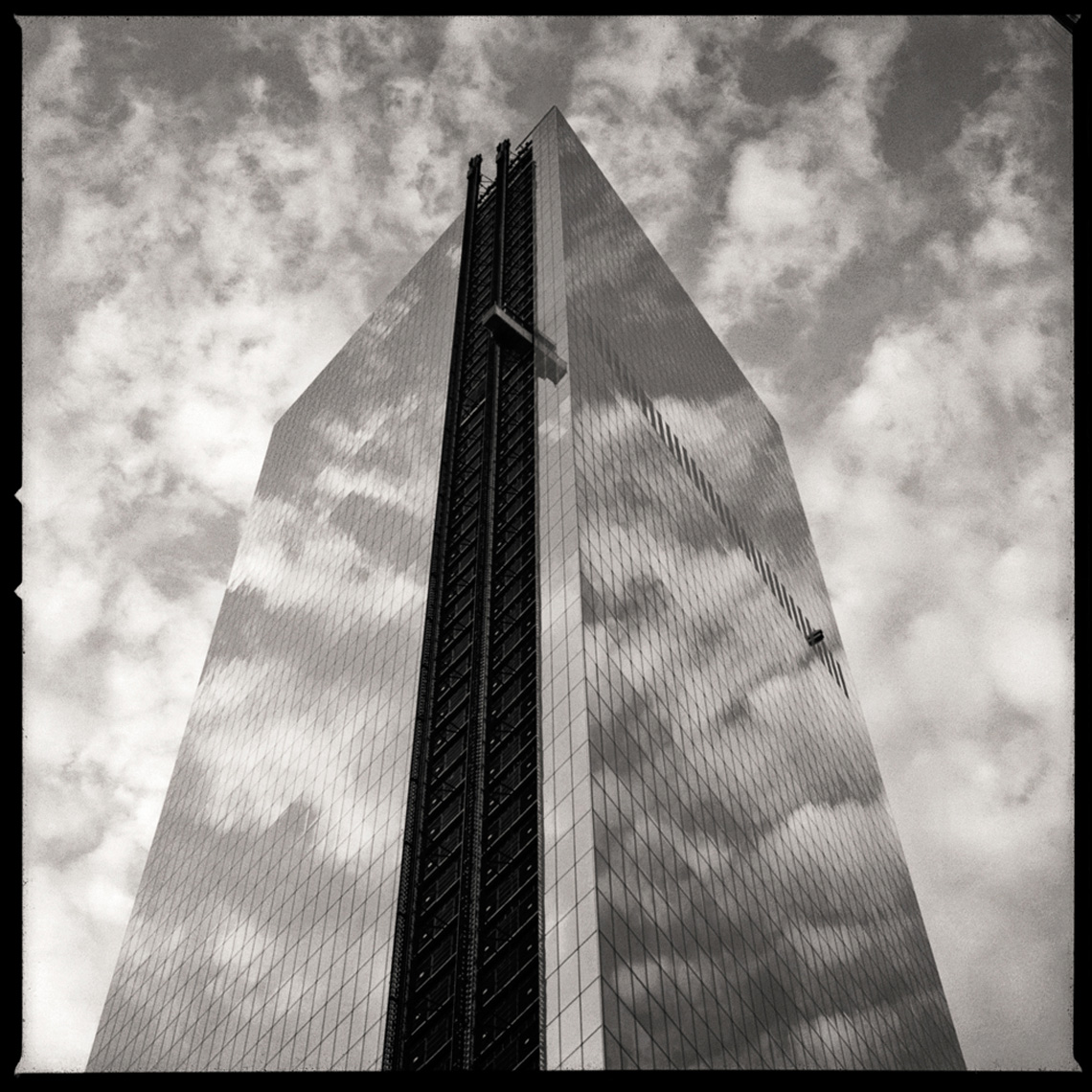 Sean Perry Photographs • 4 World Trade Center, from the series Monolith
