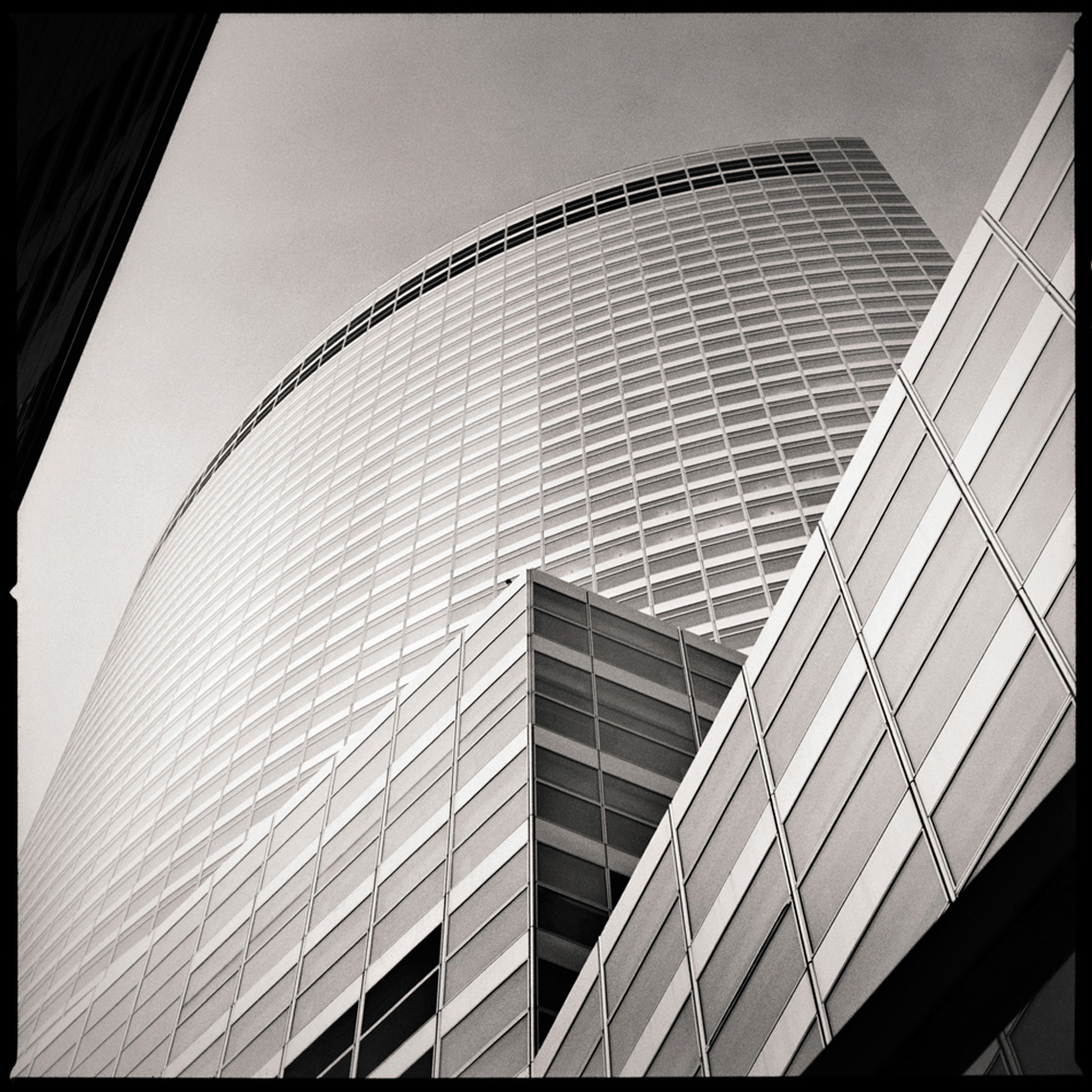 Sean Perry Photographs • Goldman Sachs Tower, from the series Monolith