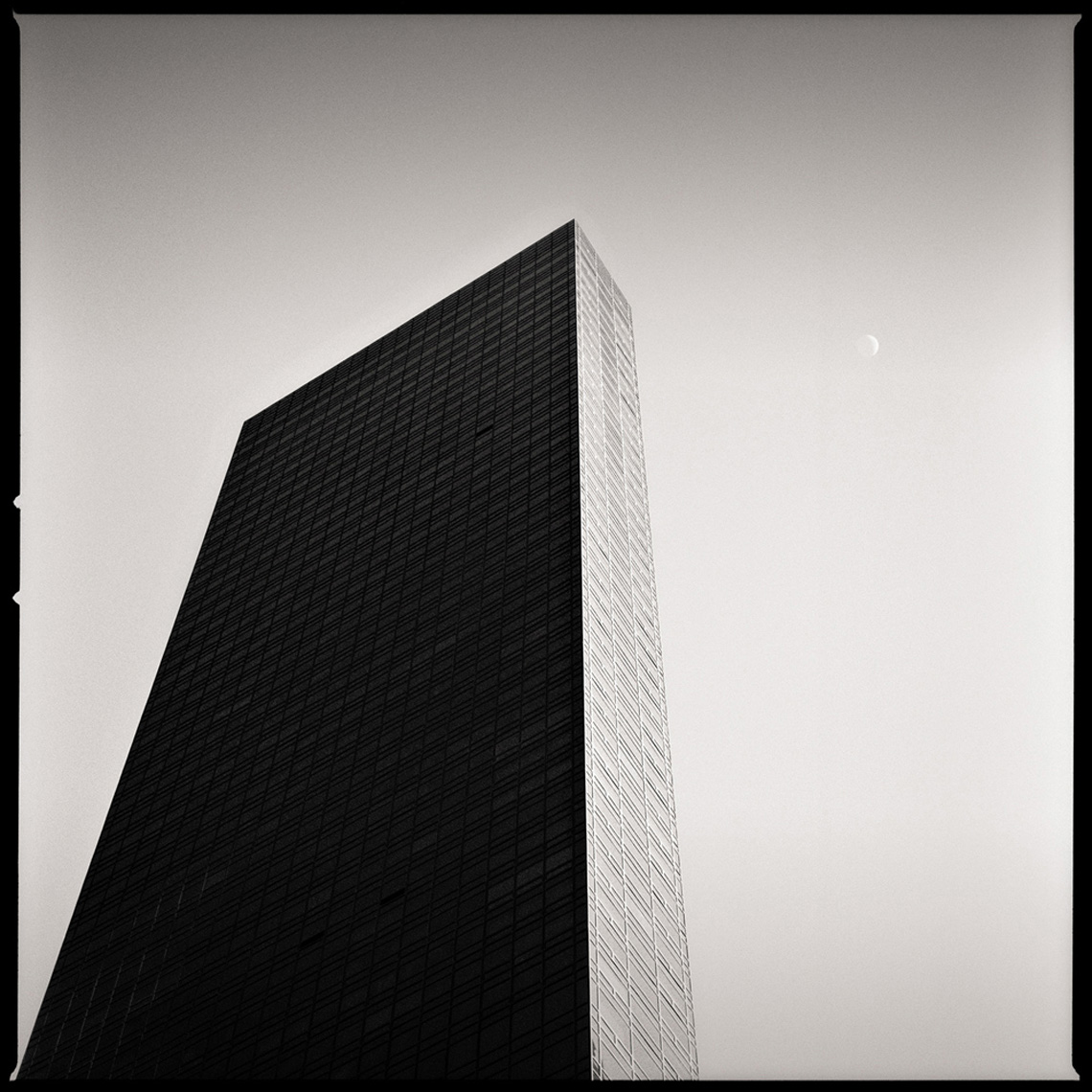 Sean Perry Photographs • Trump Tower, from the series Monolith