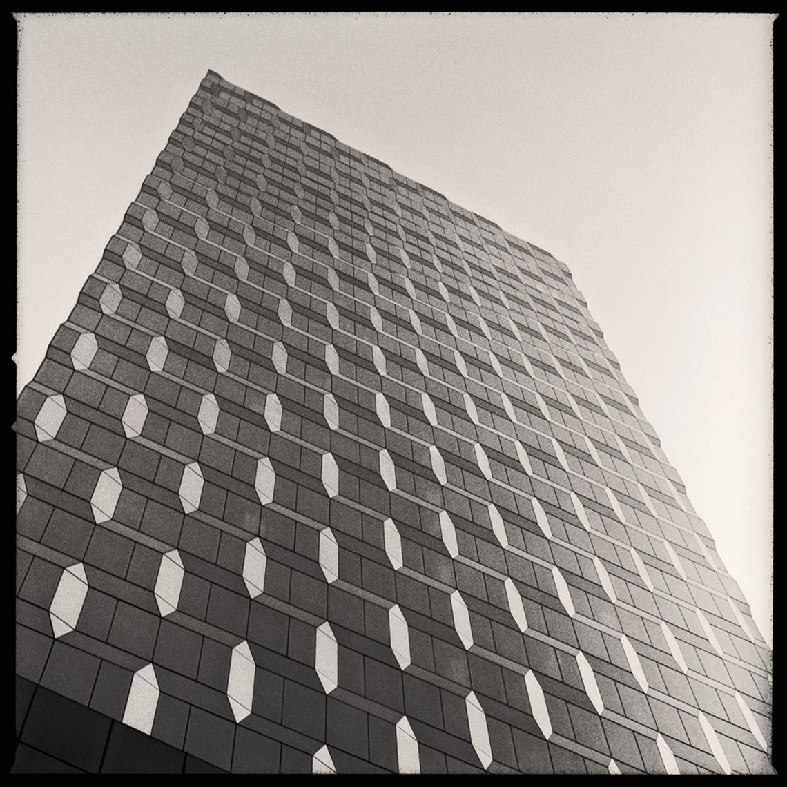 Sean Perry Photographs • International Gem Tower, from the series Monolith