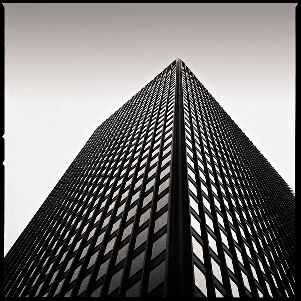 Sean Perry Photographs • The Seagram Building, from the series Monolith