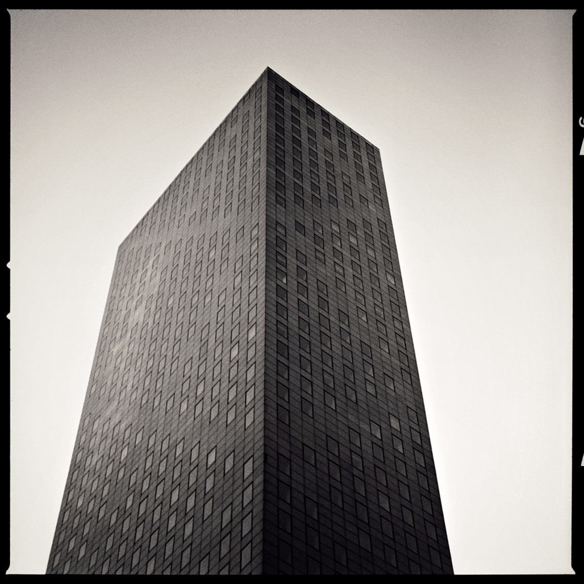 Sean Perry Photographs • 780 Third Avenue, from the series Monolith