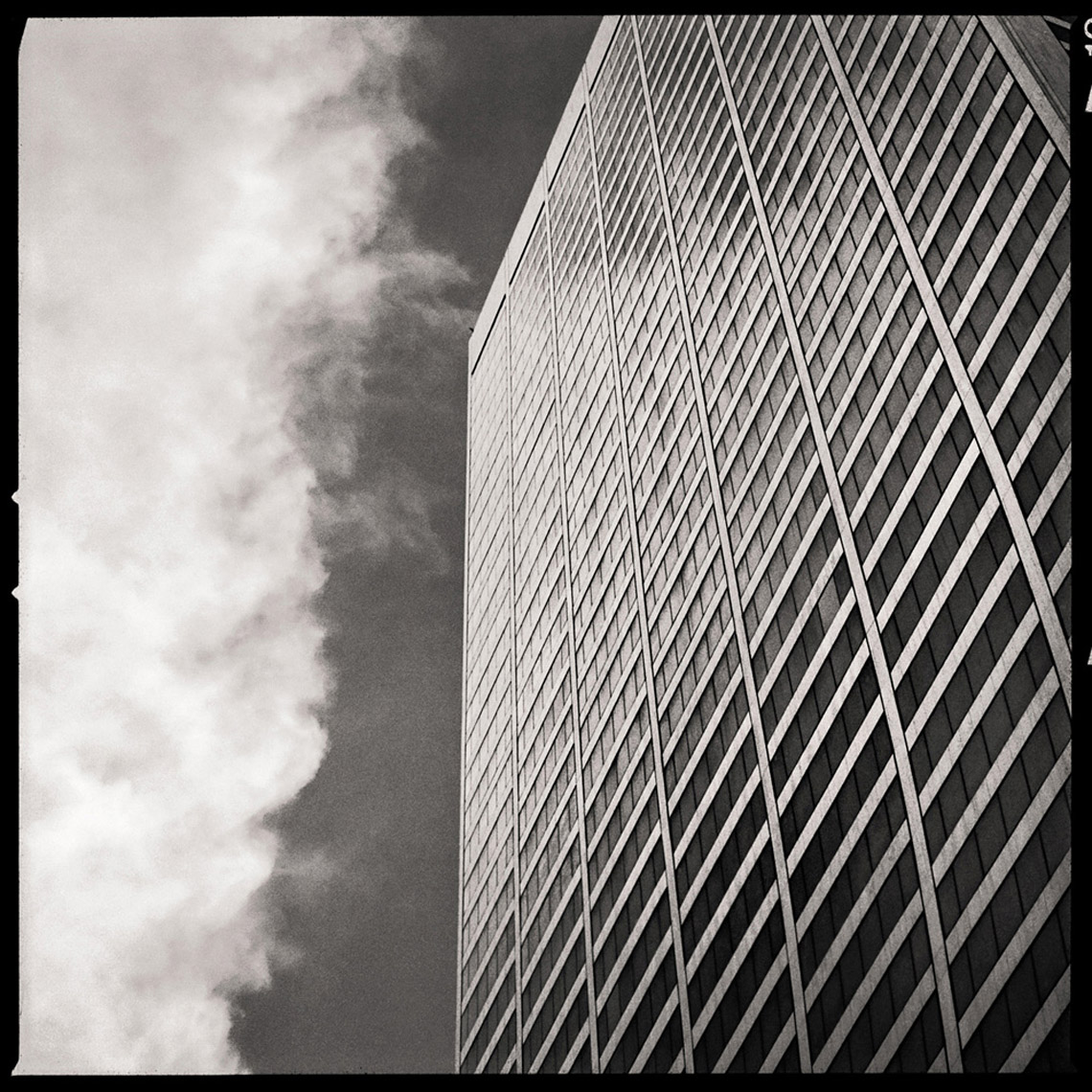 Sean Perry Photographs • W. R. Grace Building, from the series Monolith