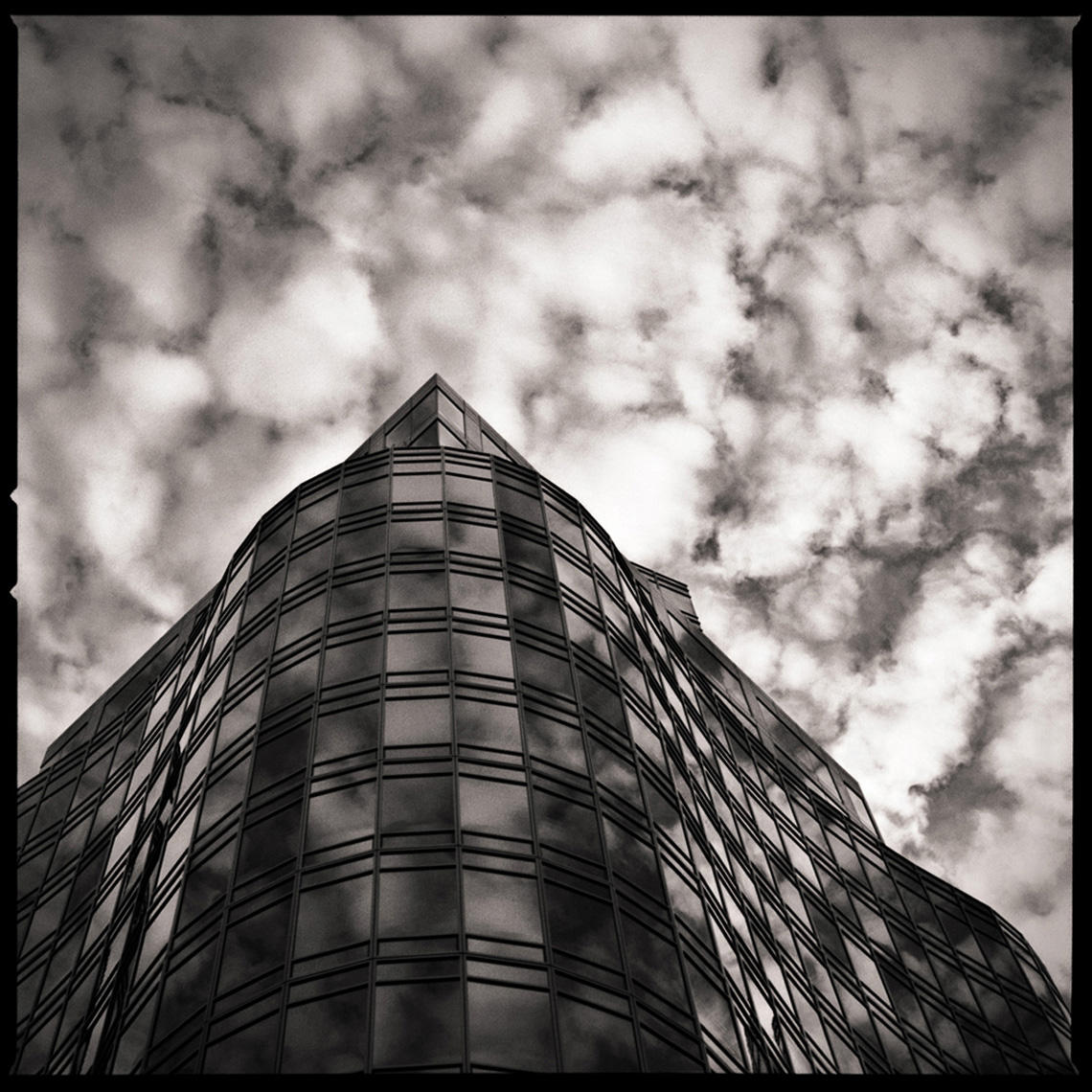 Sean Perry Photographs • Astor Place Tower, from the series Monolith