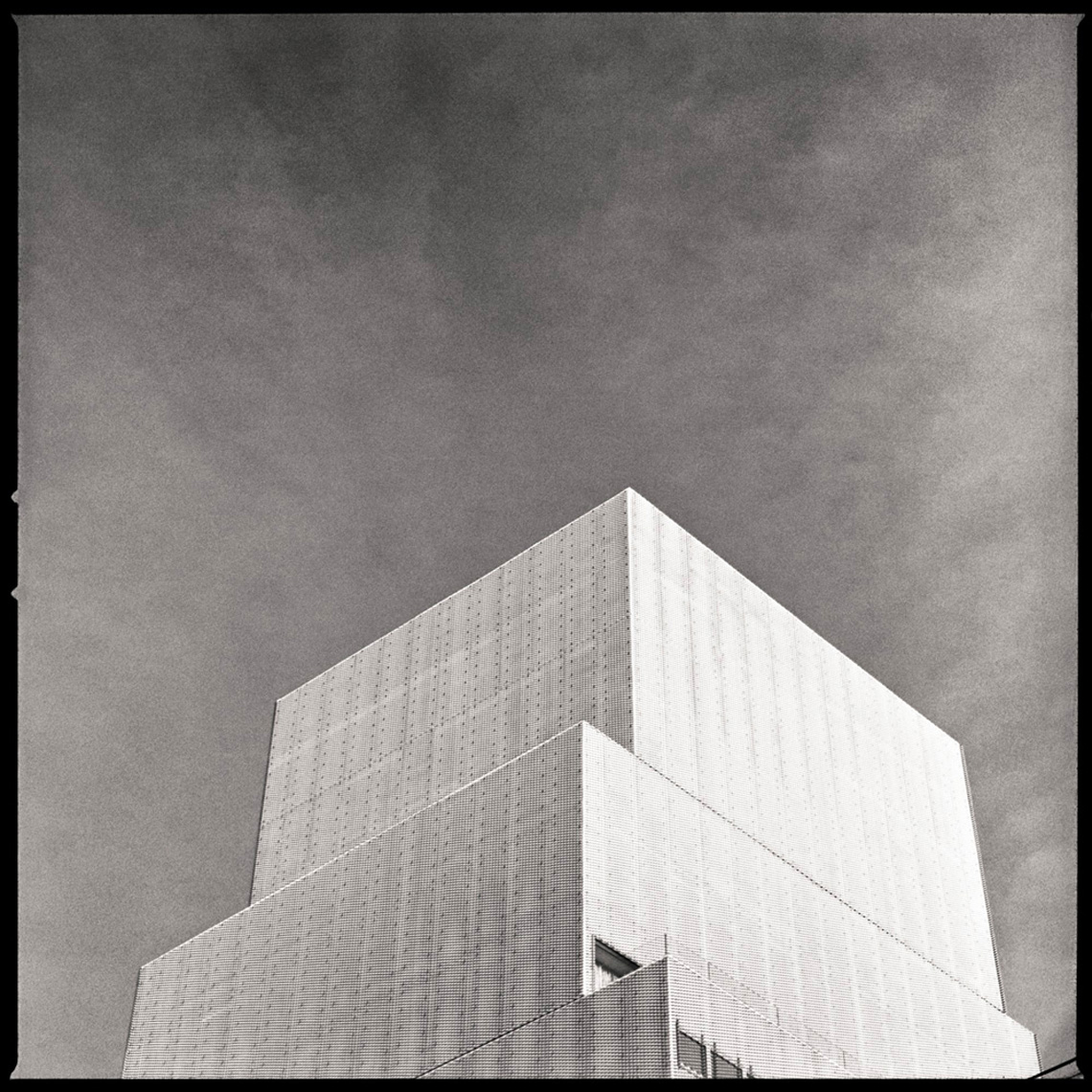 Sean Perry Photographs • The New Museum, from the series Monolith