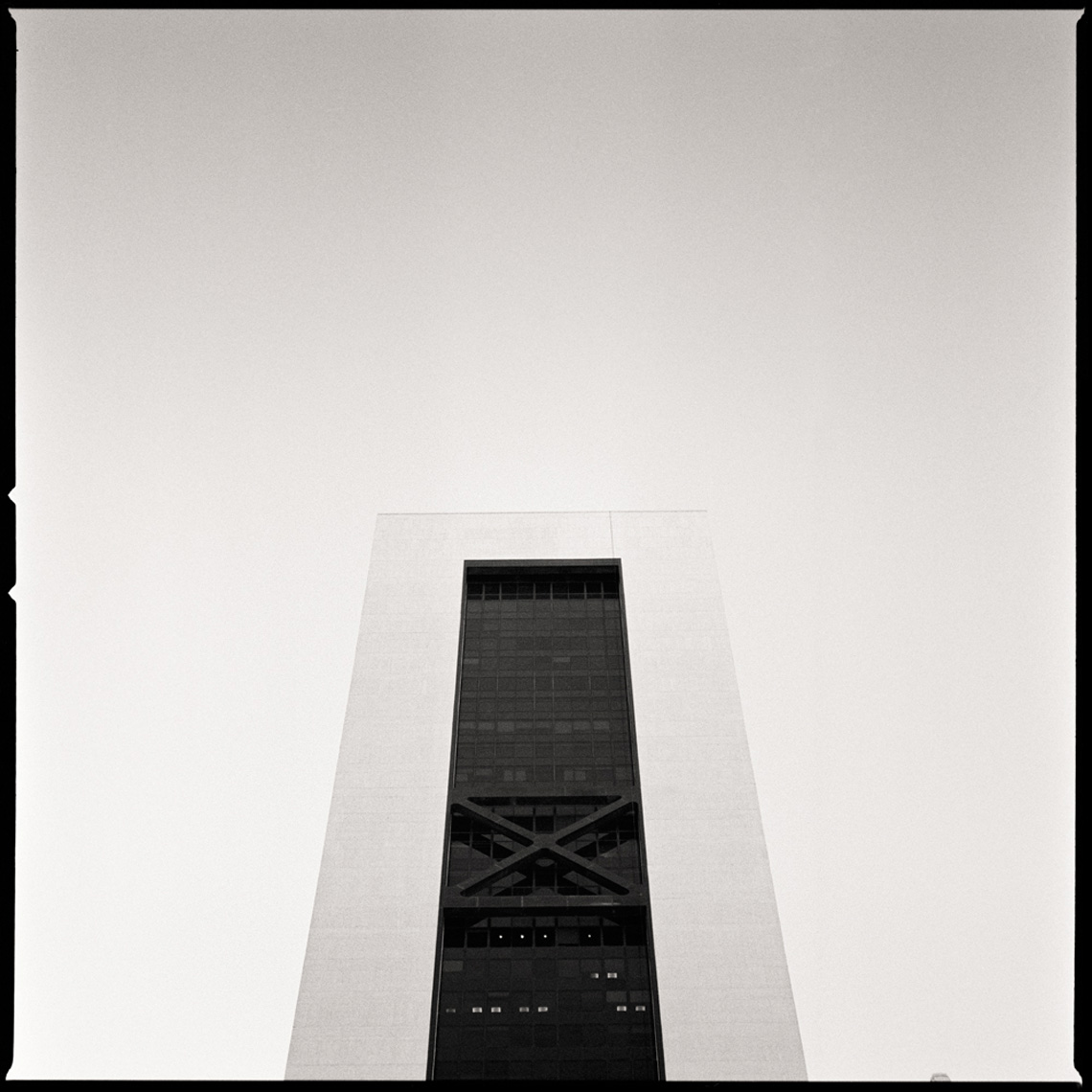 Sean Perry Photographs • The Solow Building, from the series Monolith