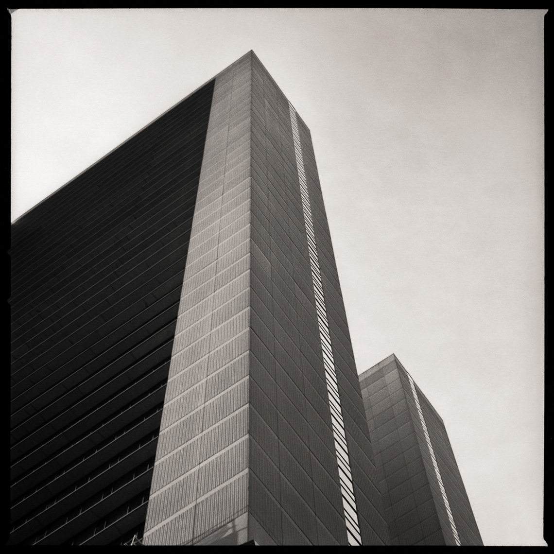 Sean Perry Photographs • The Marriott Marquis, from the series Monolith