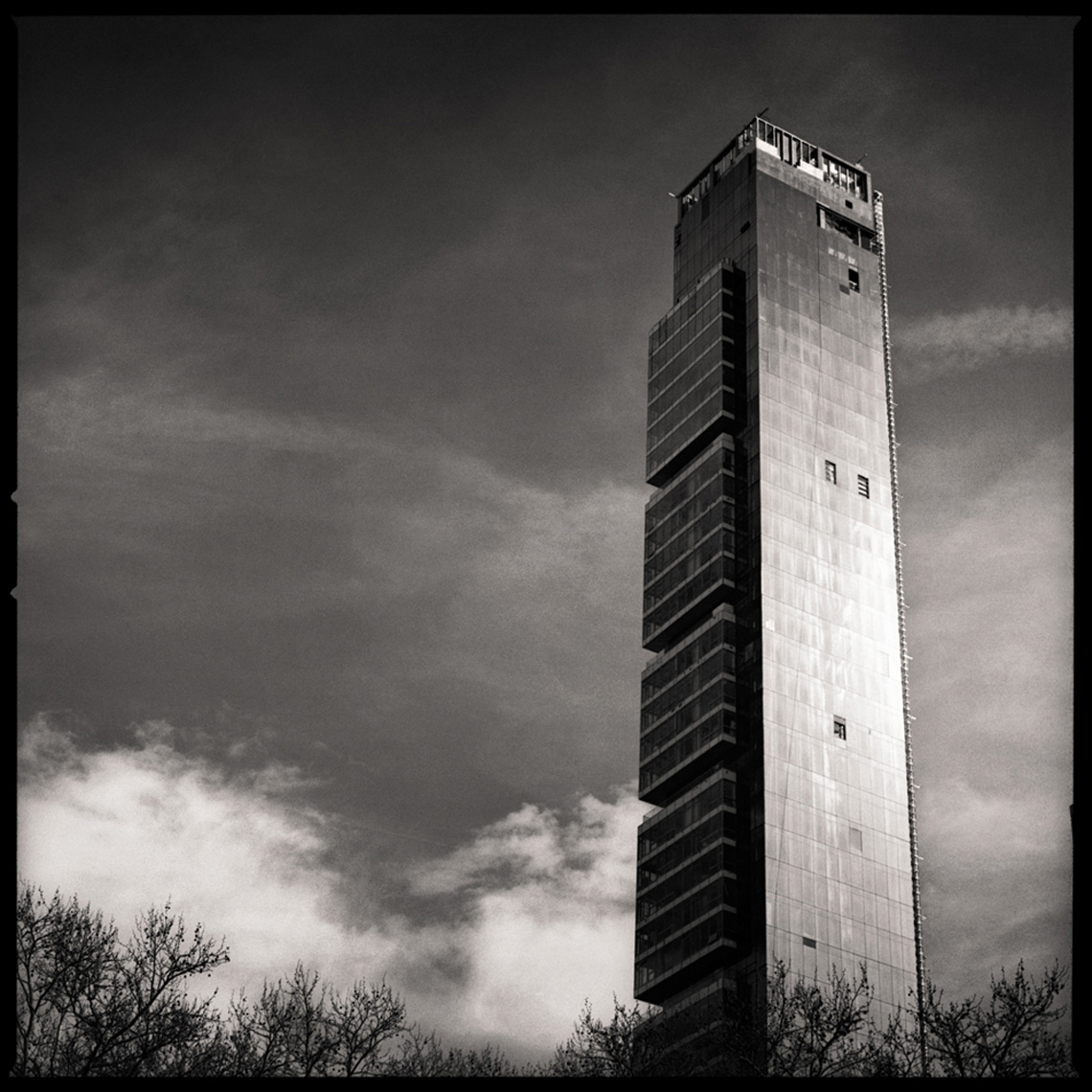 Sean Perry Photographs • One Madison, from the series Monolith