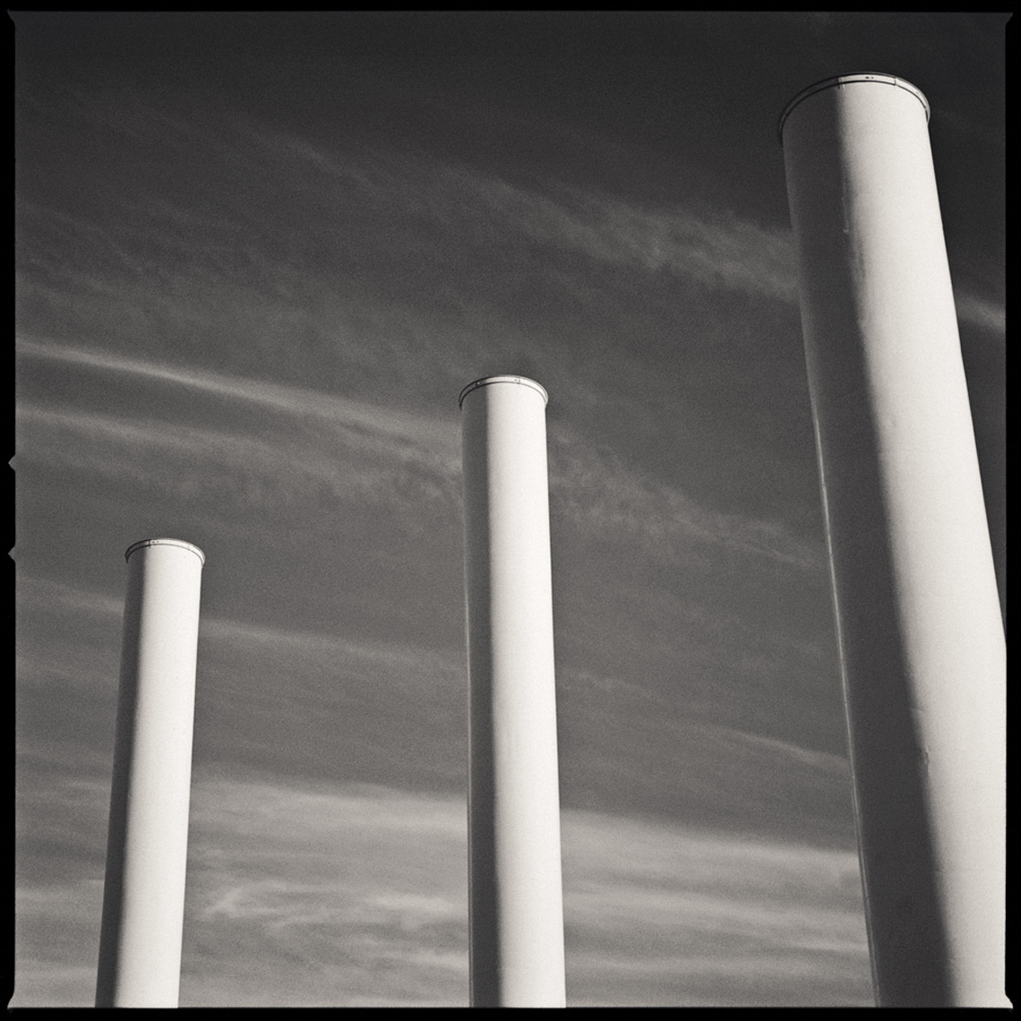 Sean Perry Photographs • The Sentinels, from the series Transitory